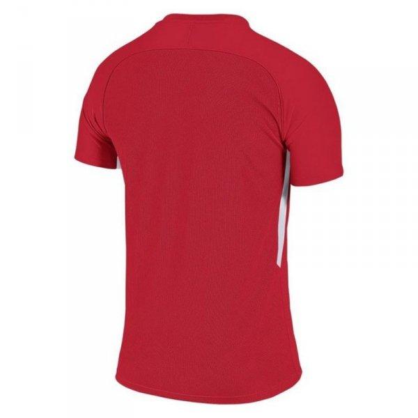 Koszulka Nike Tiempo Premier JSY 894230 657 czerwony S