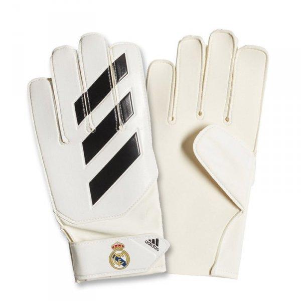 Rękawice adidas Young Pro RM CW5620 biały 8