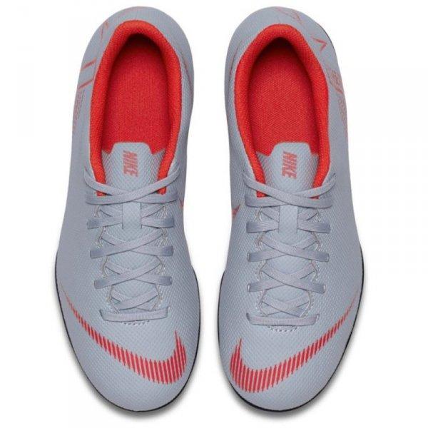 Buty Nike Jr Mercurial Vapor 12 Club GS MG AH7350 060 szary 36
