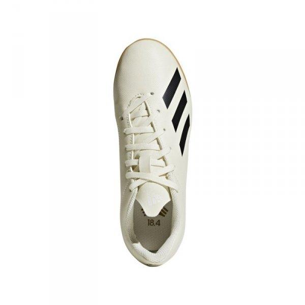 Buty adidas X 18.4 IN DB2432 biały 31