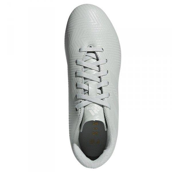 Buty adidas Nemeziz 18.4 FxG J DB2356 biały 38 2/3