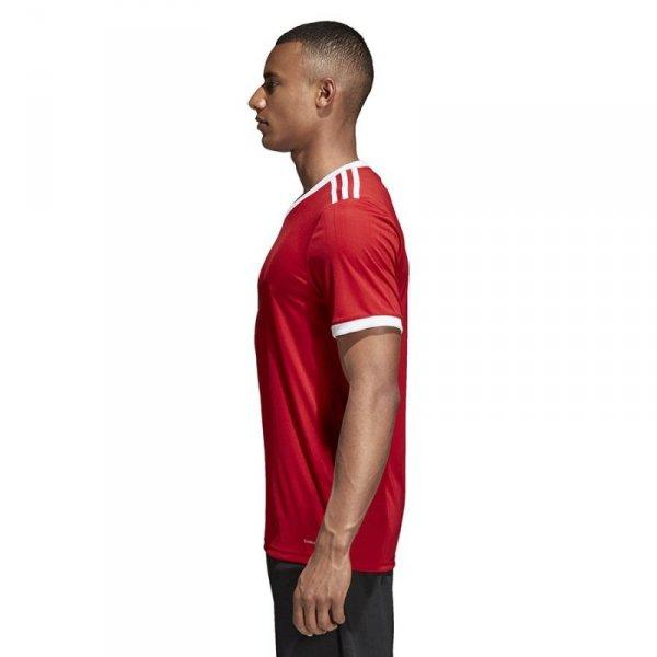 Koszulka adidas Tabela 18 JSY CE8935 czerwony S
