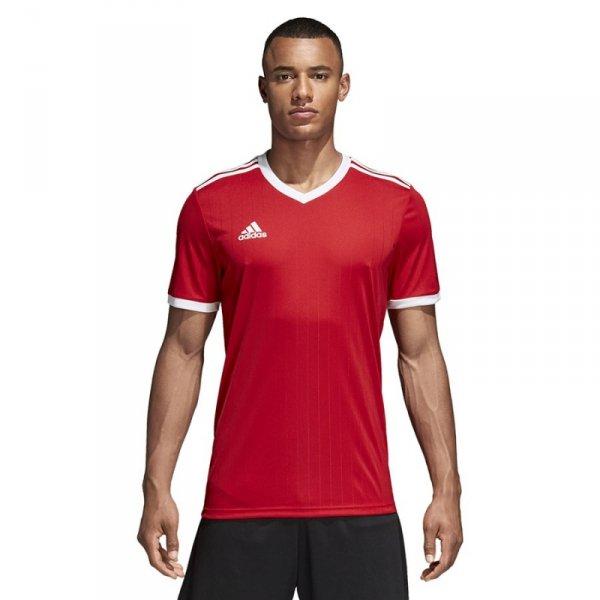 Koszulka adidas Tabela 18 JSY CE8935 czerwony L