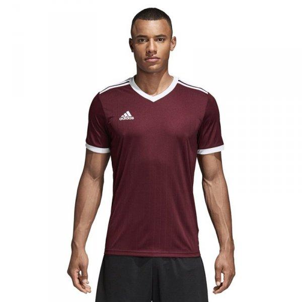 Koszulka adidas Tabela 18 JSY CE8945 czerwony 152 cm