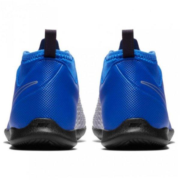 Buty Nike JR Phantom VSN Club DF IC AO3293 400 niebieski 27 1/2