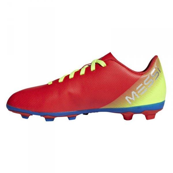 Buty adidas Nemeziz Messi 18.4 FxG J CM8630 niebieski 38 2/3