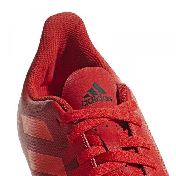 Buty adidas Predator 19.4 FxG J CM8541 czerwony 38