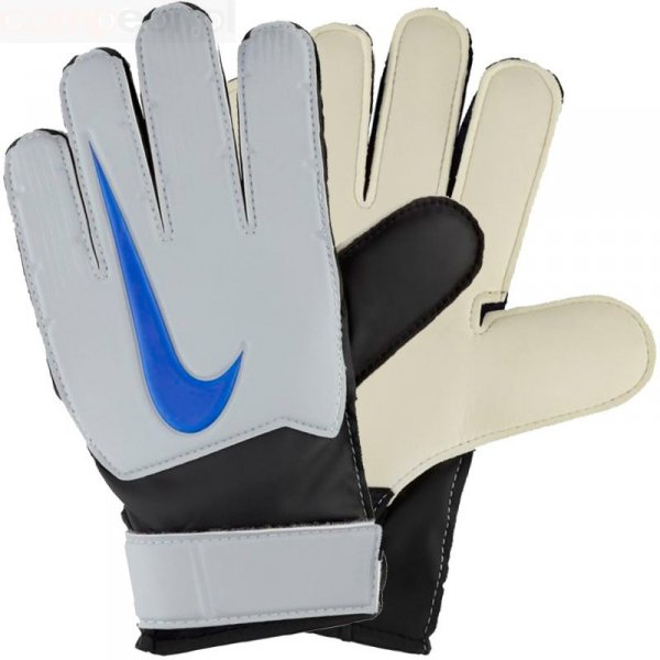Rękawice Nike Junior Match Goalkeeper GS0368 095 srebrny 7
