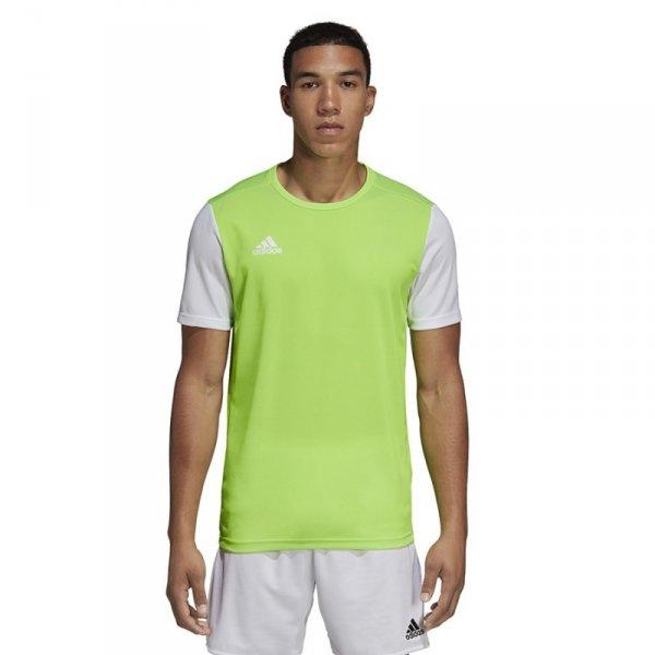 Koszulka adidas Estro 19 JSY DP3240 zielony 152 cm