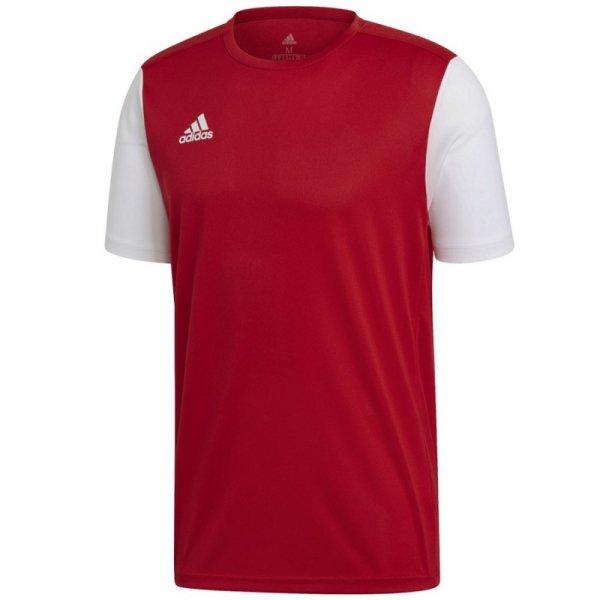 Koszulka adidas Estro 19 JSY DP3230 czerwony 164 cm