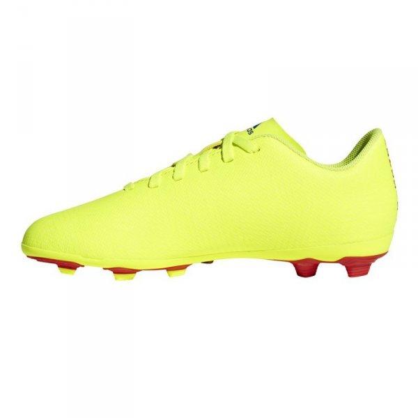 Buty adidas Nemeziz 18.4 FxG J CM8509 żółty 36 2/3
