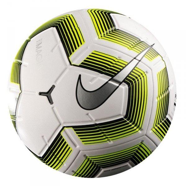 Piłka Nike Team Magia II SC3536 100 biały 5