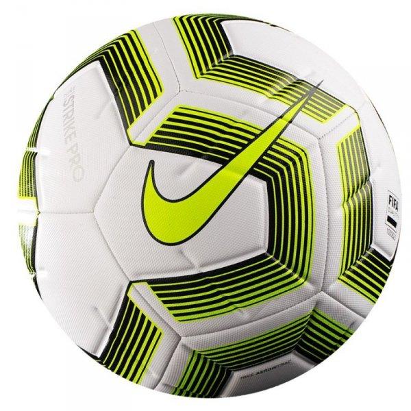 Piłka Nike Strike Pro Team SC3539 100 biały 5