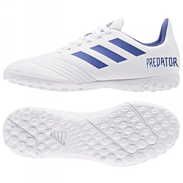 Buty adidas Predator 19.4 TF J CM8558 biały 33