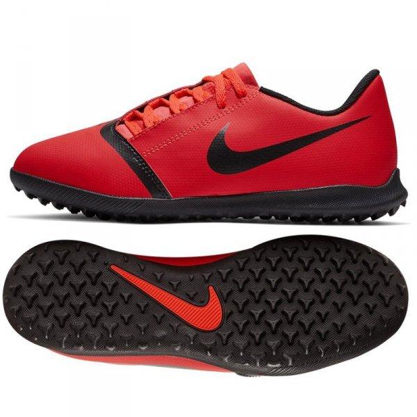 Buty Nike JR Phantom Venom Club IC AO0400 600 czerwony 37 1/2