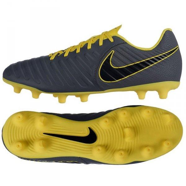 Buty Nike Tiempo Legend 7 Club FG AO2597 070 szary 39