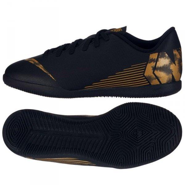 Buty Nike Mercurial JR Vapor 12 Club GS IC AH7354 077 czarny 33 1/2