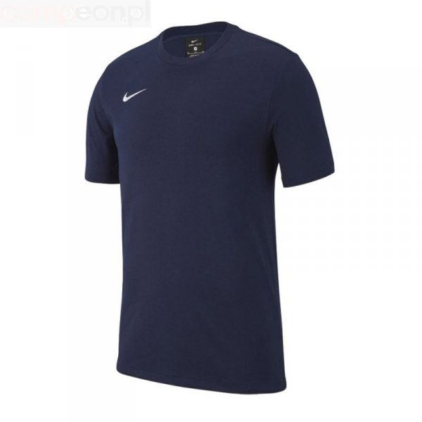 Koszulka Nike Team Club 19 Tee AJ1504 451 granatowy S
