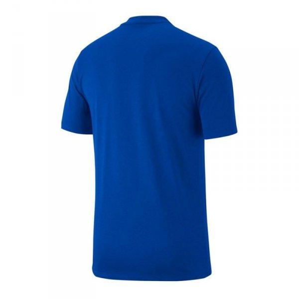 Koszulka Nike Team Club 19 Tee AJ1504 463 niebieski S