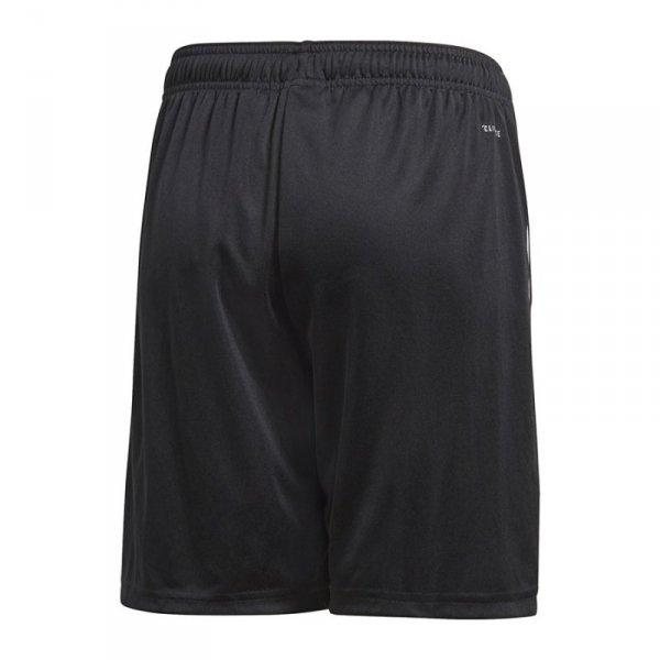Spodenki adidas Core 18 TR Short CE9030 czarny 140 cm