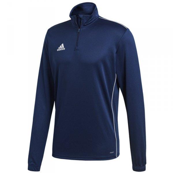 Bluza adidas CORE 18 TR TOP CV3997 granatowy XL