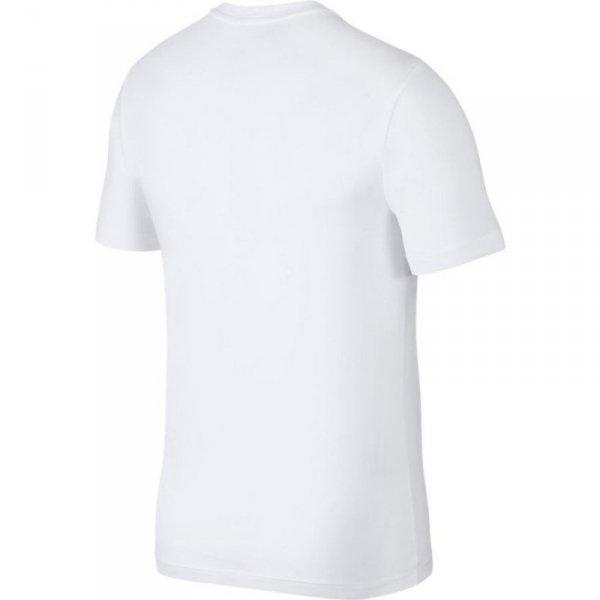 Koszulka Nike FC Dry Tee Small Block BQ7680 100 biały M