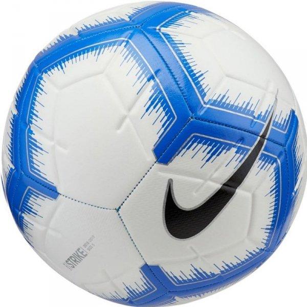 Piłka Nike Strike SC3310 104 biały 5