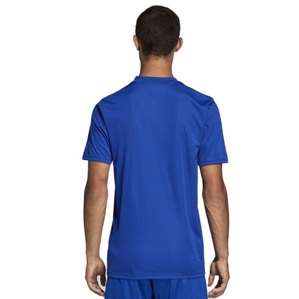 Koszulka adidas Striped 19 JSY DP3200 niebieski XL
