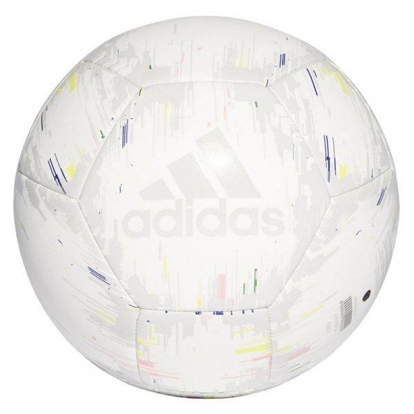 Piłka addias CPT DN8734 biały 5