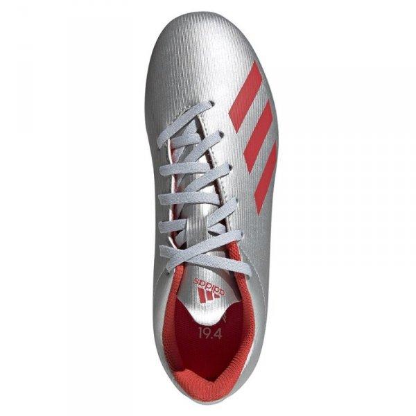 Buty adidas X 19.4 FxG J F35362 szary 38