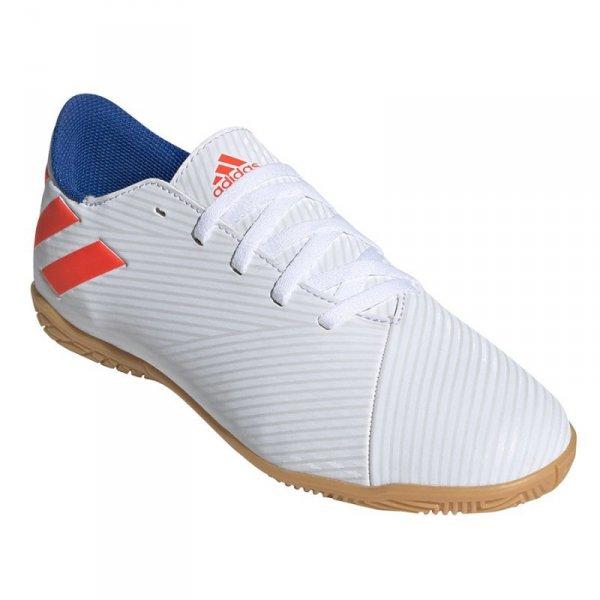 Buty adidas Nemeziz Messi 19.4 IN F99928 biały 38 2/3