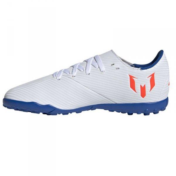 Buty adidas Nemeziz Messi 19.4 TF F99929 biały 38 2/3