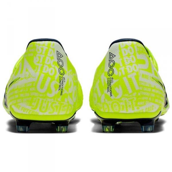 Buty Nike JR Phantom Venom Elite FG AO0401 717 żółty 37 1/2