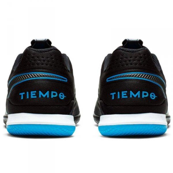 Buty Nike React Tiempo Legend 8 PRO IC AT6134 004 czarny 46