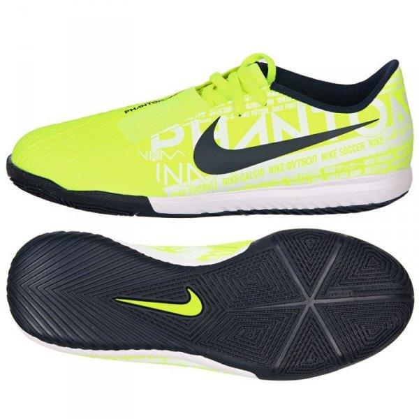 Buty Nike JR Phantom Venom Academy IC AO0372 717 żółty 32