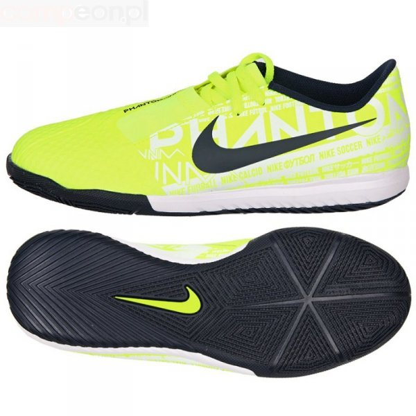 Buty Nike JR Phantom Venom Academy IC AO0372 717 żółty 38 1/2