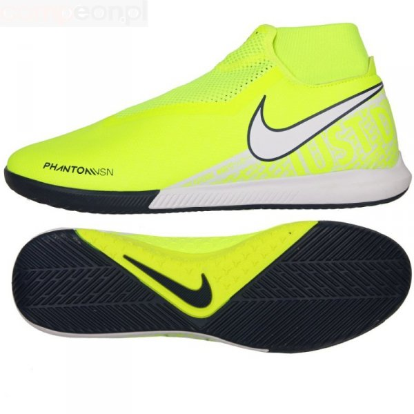 Buty Nike Phantom VSN Academy DF IC AO3267 717 żółty 44 1/2