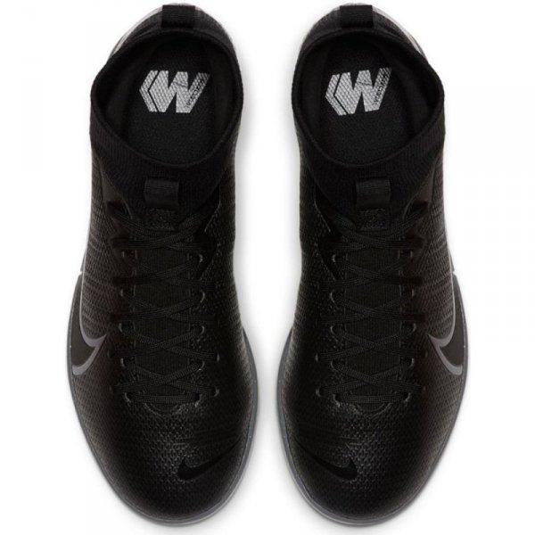 Buty Nike JR Mercurial Superfly 7 Academy IC AT8135 001 czarny 38 1/2