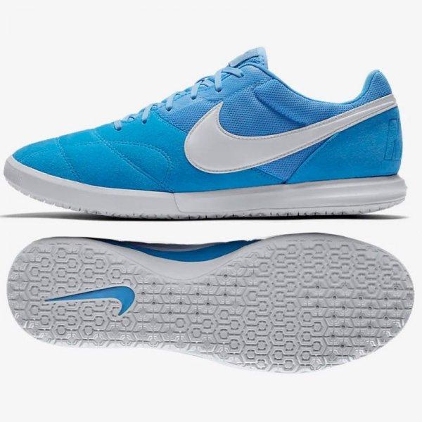 Buty Nike Premier Sala IC AV3153 414 niebieski 46