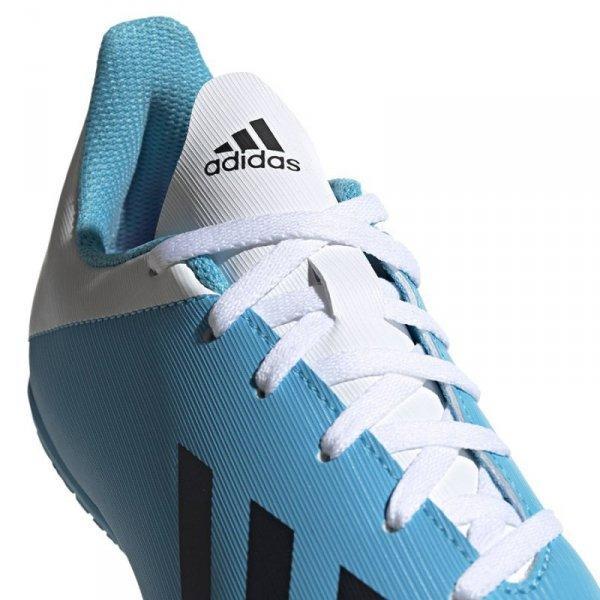 Buty adidas X 19.4 IN F35352 niebieski 38 2/3