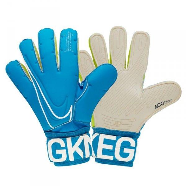 Rękawice Nike GK SGT Premier GS0387 430 niebieski 9