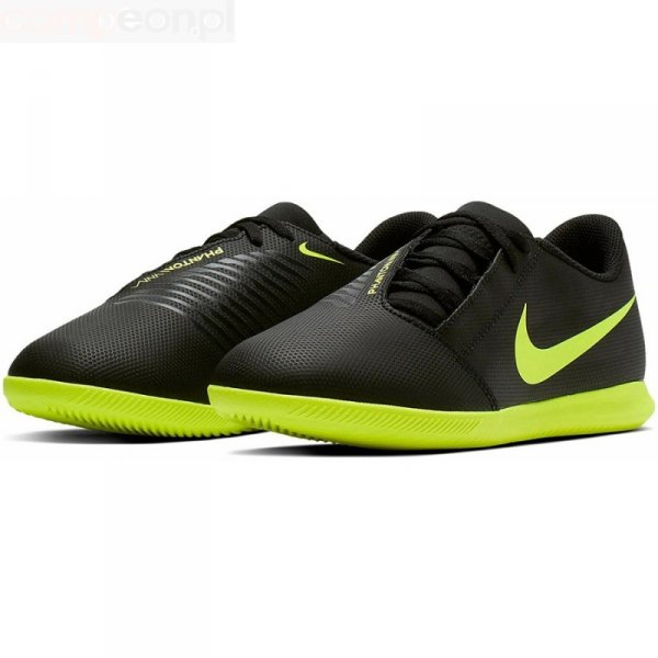 Buty Nike JR Phantom Venom Club IC AO0399 007 czarny 38