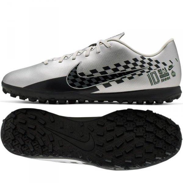 Buty Nike Mercurial Vapor 13 Club TF Neymar AT8000 006 szary 44