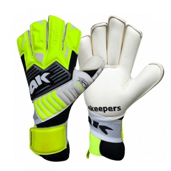 Rękawice 4keepers Diamo Chriso RF + płyn czyszczący zielony 9,5