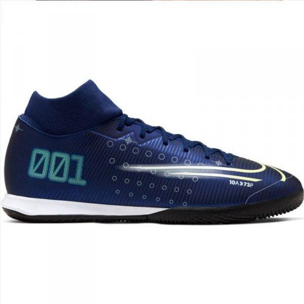 Buty Nike Mercurial Superfly 7 Academy MDS IC BQ5430 401 niebieski 42 1/2