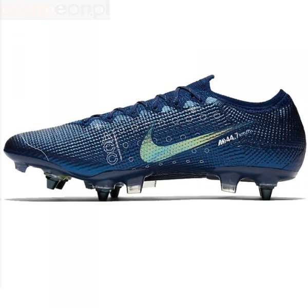 Buty Nike Mercurial Vapor 13 Elite MDS SG PRO AC CK2032 401 niebieski 42