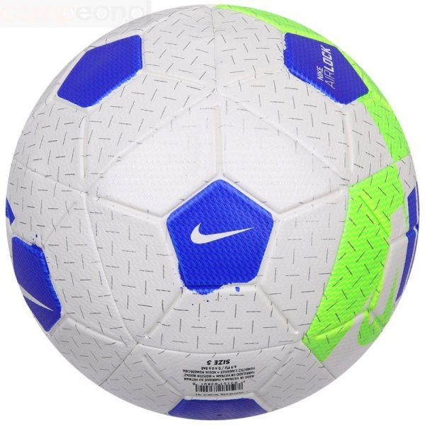 Piłka Nike Airlock Street X SC3972 101 biały 5