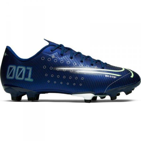 Buty Nike JR Mercurial Vapor 13 Academy MDS FG/MG CJ0980 401 niebieski 36