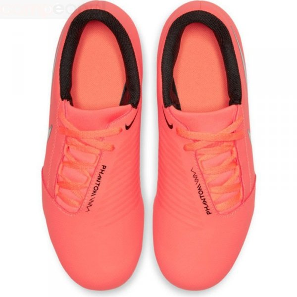 Buty Nike JR Phantom Venom Club FG AO0396 810 pomarańczowy 38