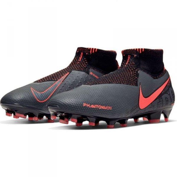 Buty Nike Phantom VSN Elite DF FG AO3262 080 szary 42